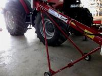 Sinfin electrico móvil para granos y abonos POM 5m...