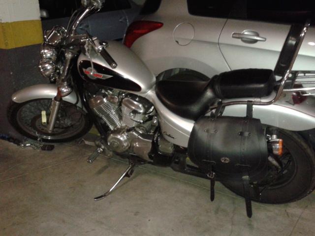 Ocasión particular vendo moto HONDA SHADOWS VT600,  - Foto 2