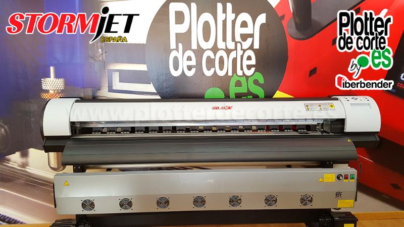 Nueva impresora de gran formato StormJet SJ-7160S