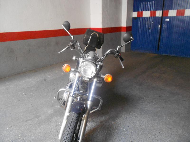 vendo moto yamaha virago xv535 particular esta en