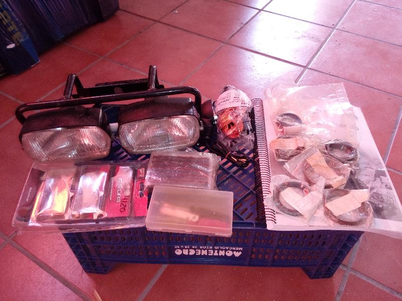 Atv 4x4 500cc con accesorios maleta, toma de mechero,   - Foto 6
