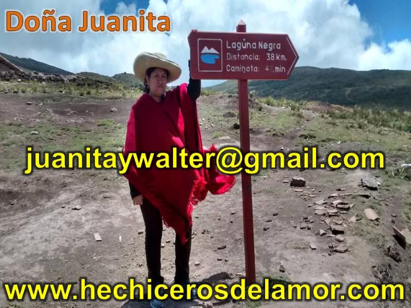 Doña Juanita (de la Selva) & el Maestro Walter (Huancabamba