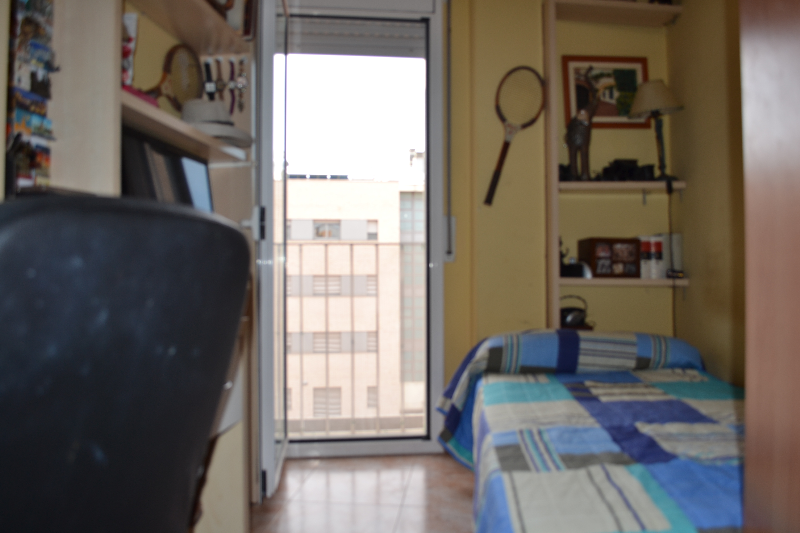 .Atico de dos habitaciones,con solarium de 40mc,pérgola