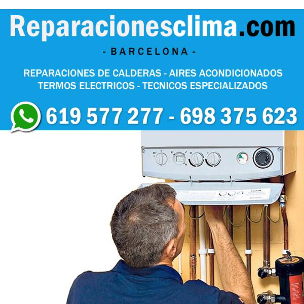 Empresa dedicada a la reparaciones de calderas y aires