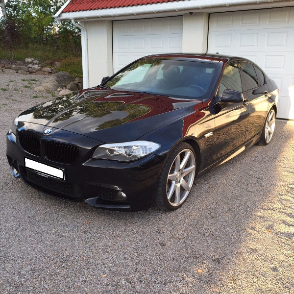 BMW Serie 5 520D M-Sport, 20