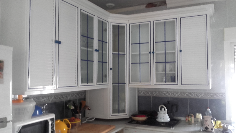 Vendo muebles de cocina (150 €) y mueble de cuarto - Cambalache