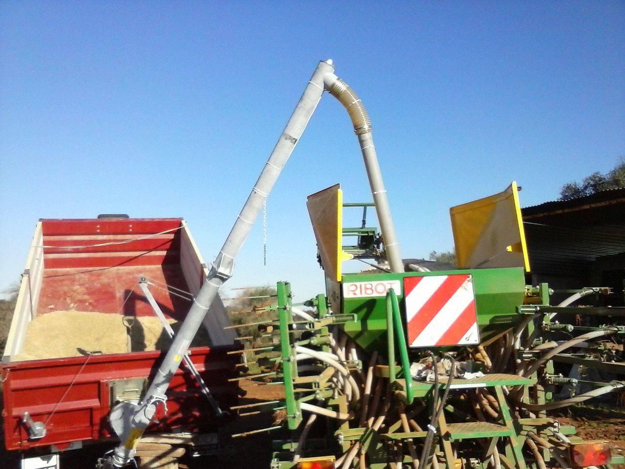 SINFIN PLEGABLE abatible hidráulico para remolque agricola  - Foto 10