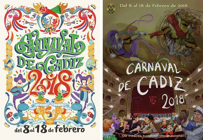 CARNAVALES DE CADIZ 2018