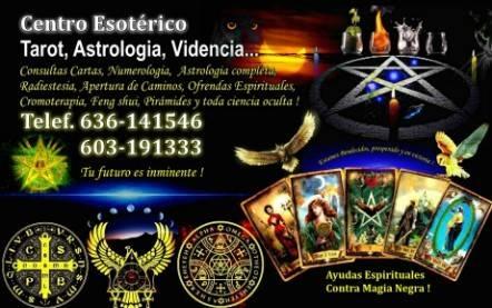 Tarot, astrologia, TRABAJOS MAGIA, LIMPIEZAS, APERTURA CAMINOS