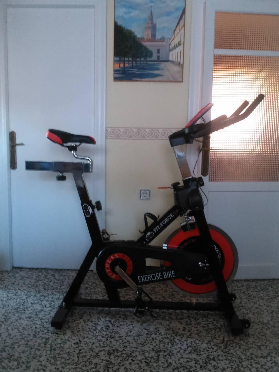 Bicicleta de Spinning segunda mano  Sevilla