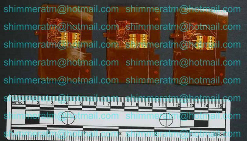 EMV ATM skimmer membrane