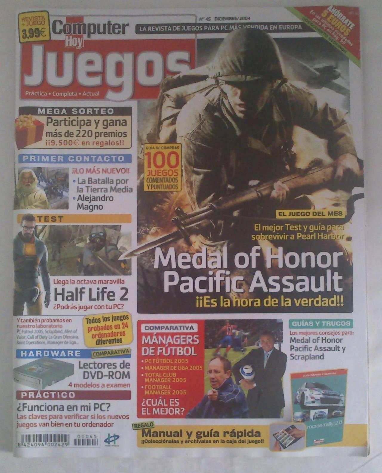 Revistas COMPUTER HOY JUEGOS, GAMELIVE PC, MICROMANÍA y RADIORAMA