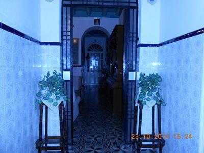 casa alquiler vacacional Sierra de Huelva (ENCINASOLA)
