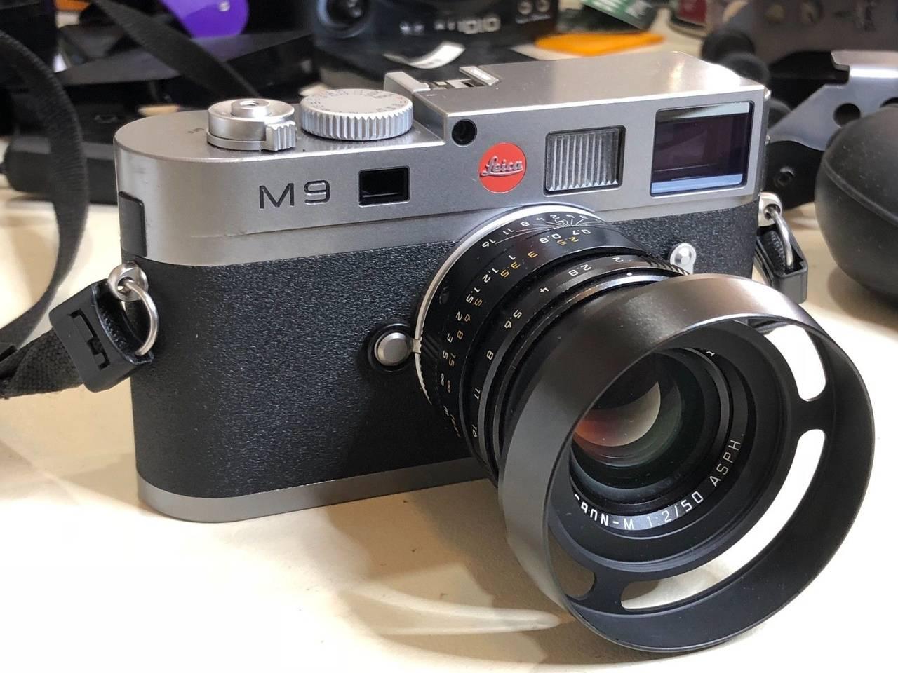 Cámara digital Leica M M9 18.0MP / Nikon D610 / Canon 80D / Nikon D3X