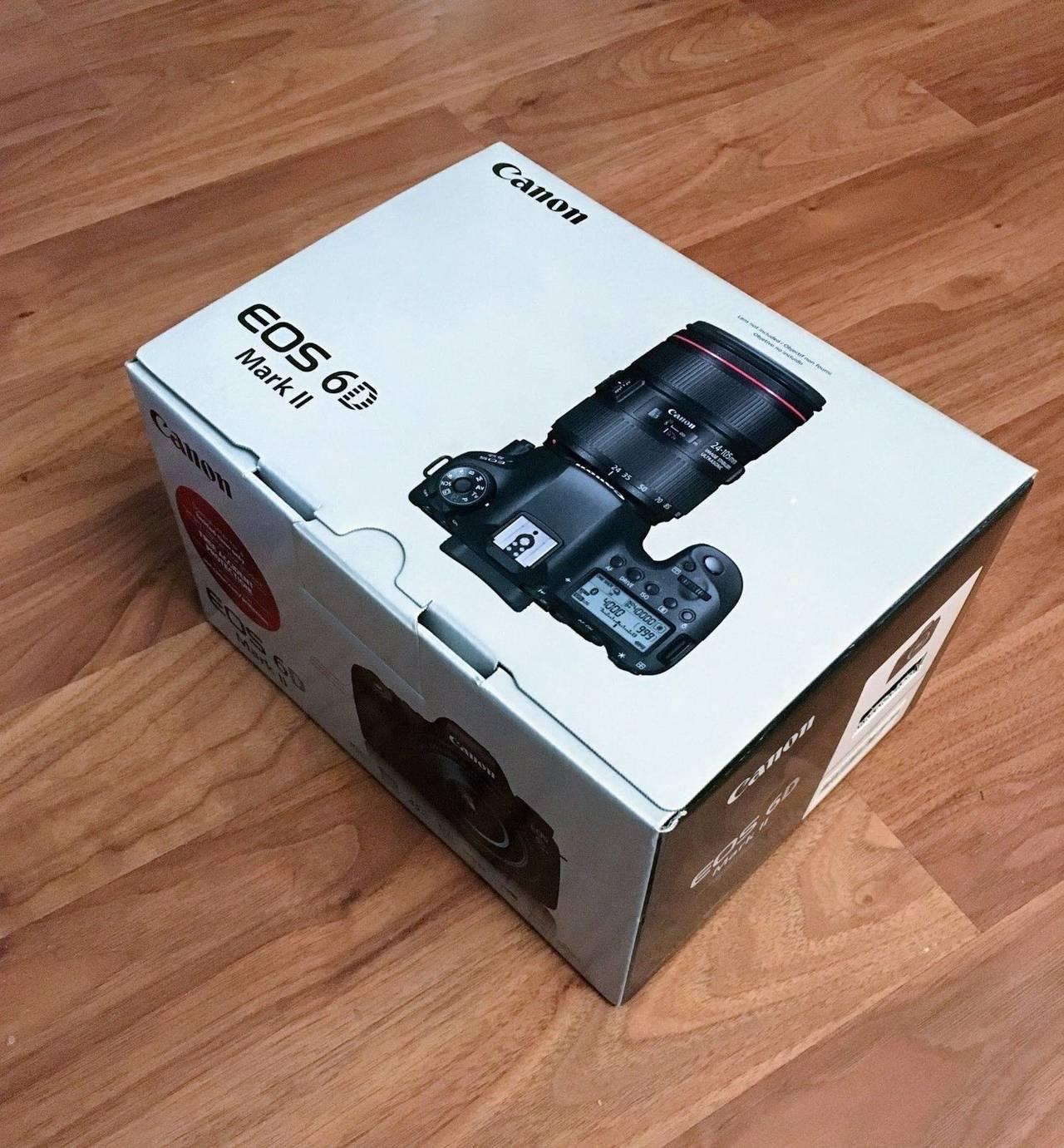 Canon 6d mark ii / Sony Alpha a9 / Nikon D500 / Sony a6500 / Nikon D60