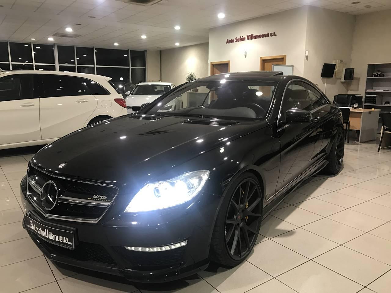 Mercedes cl 63 amg 544cv