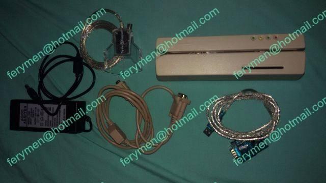 MCR200 EMV IC TARJETA INTELIGENTE CHIP Y BANDA MAGNETICA  - Foto 3
