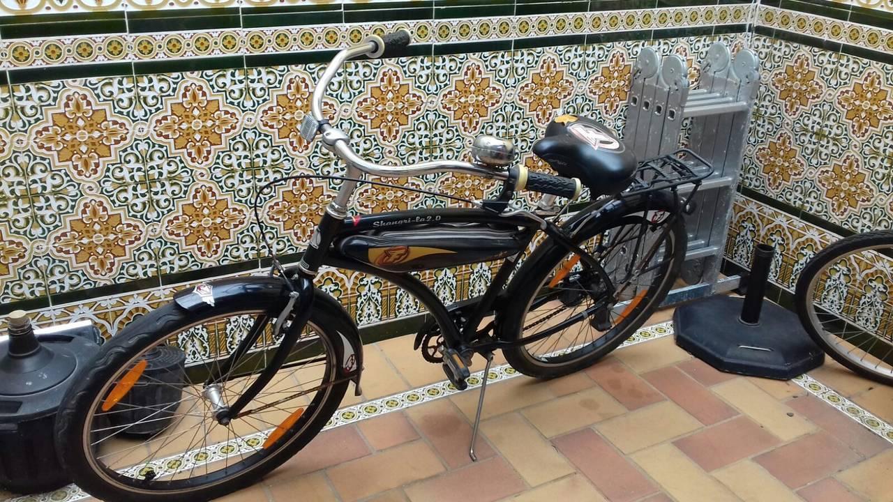 Bicicleta de paseo tipo americana  - Foto 1