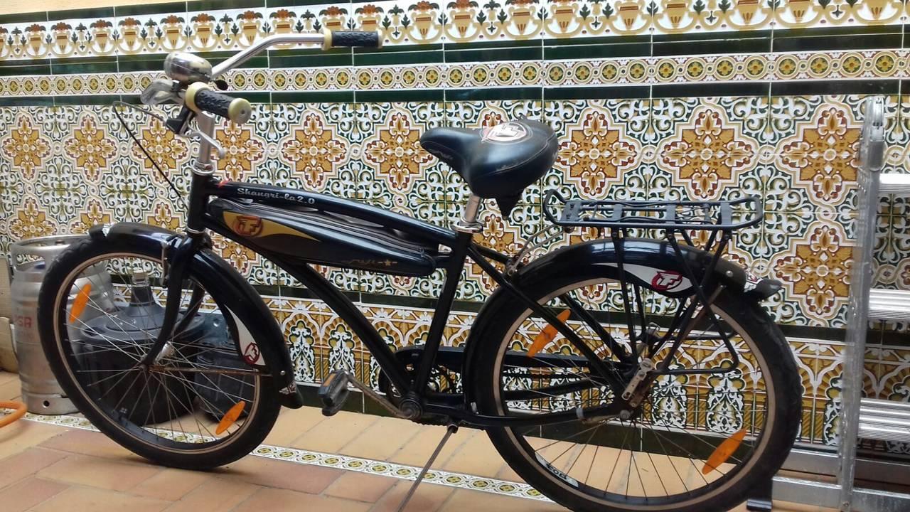 Bicicleta de paseo tipo americana  - Foto 2