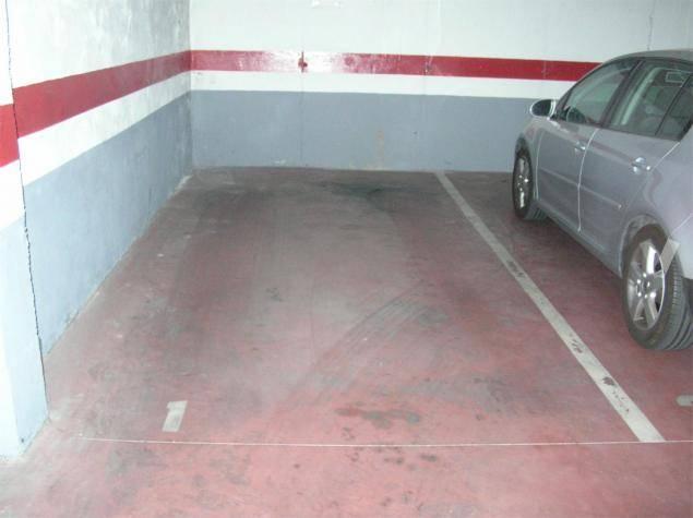 PLAZA DE GARAJE 33 m2 POLIGONO PISA  - Foto 1