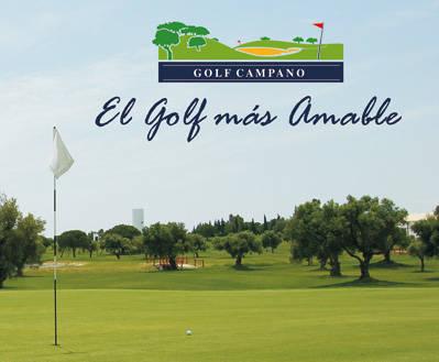 Vendo acción del Club de Golf Campano  - Foto 1