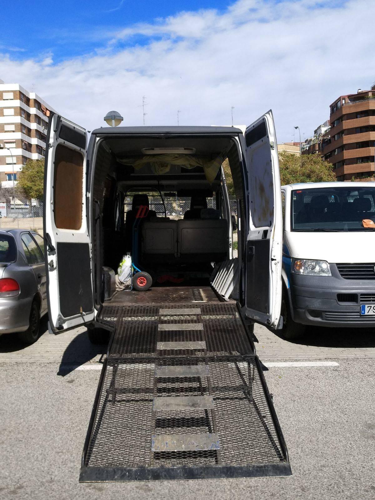 Portes y mudanzas economicos en Alicante