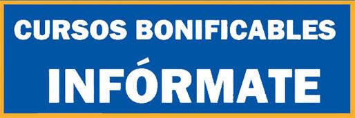 CURSOS BONIFICABLES  - Foto 1