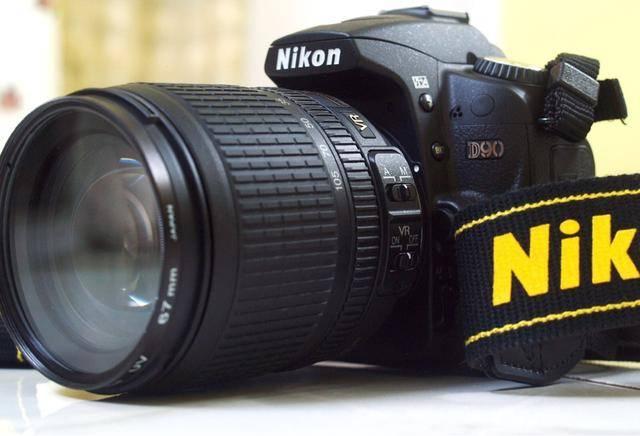 Camara Reflex Nikon D90. Objetivo Tamron 55-200.