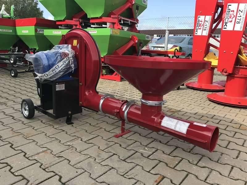 Transportador neumático tipo soplador. Para granulados  - Foto 5