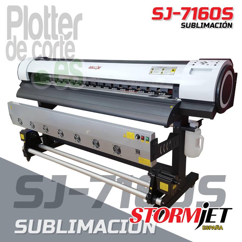 Impresora de sublimacion nueva economica profesional StormJet  - Foto 5
