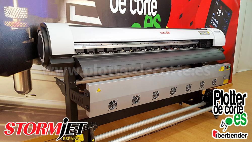 StormJet SJ7160 nuevo plotter de impresion de 160 cm ECONOMICO  - Foto 1