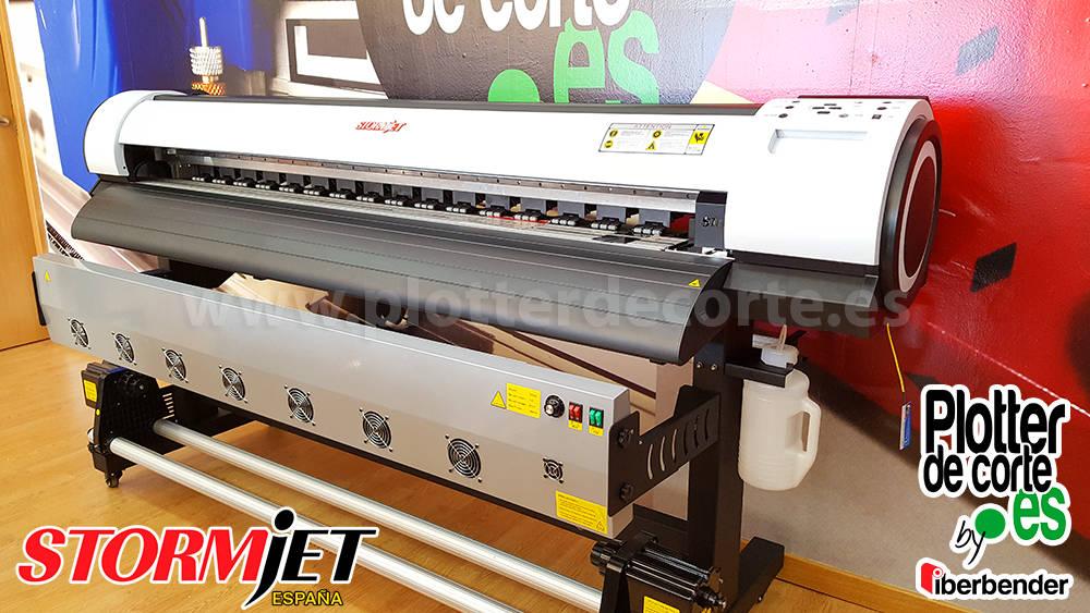 StormJet SJ7160 nuevo plotter de impresion de 160 cm ECONOMICO  - Foto 5