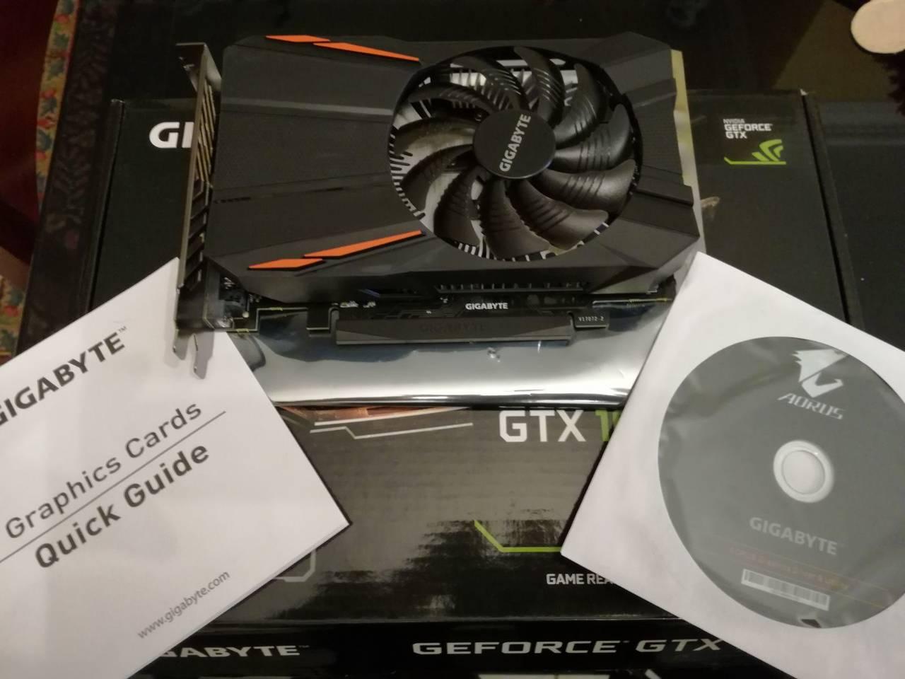 Gigabyte GeForce GTX 1050 D5 2GB + GARANTÍA  - Foto 1