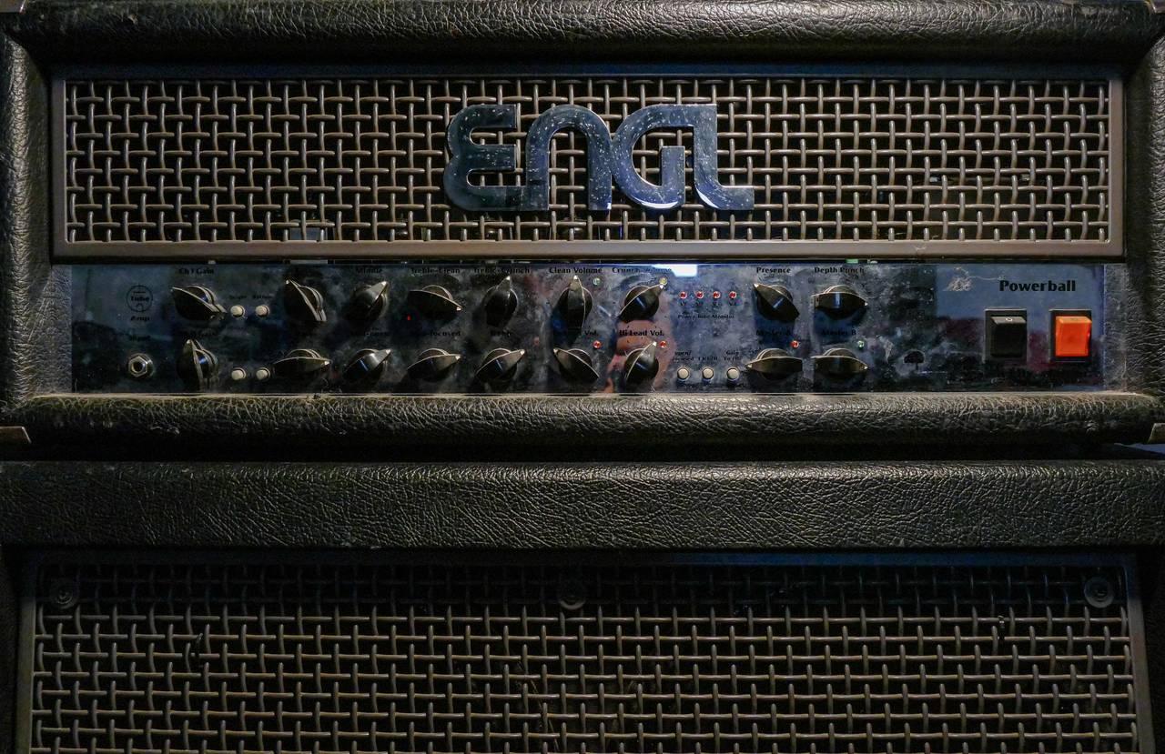 Amplificador ENGL Powerball (made in German)  - Foto 2