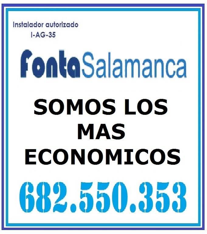 •FONTANERIA•CALEFACCION•DESATASCOS•GAS