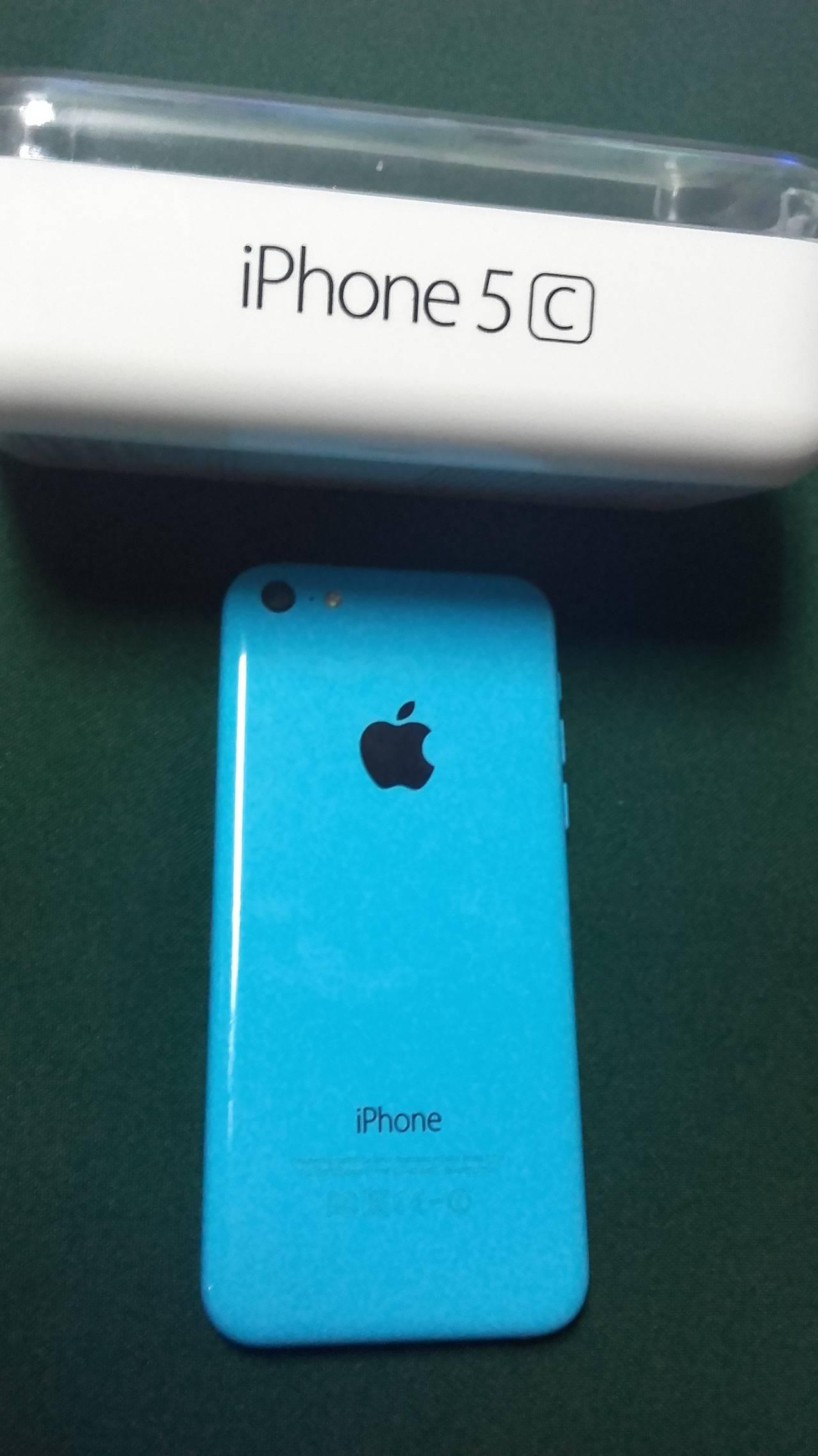 IPhone 5C, 32 GB, Azul