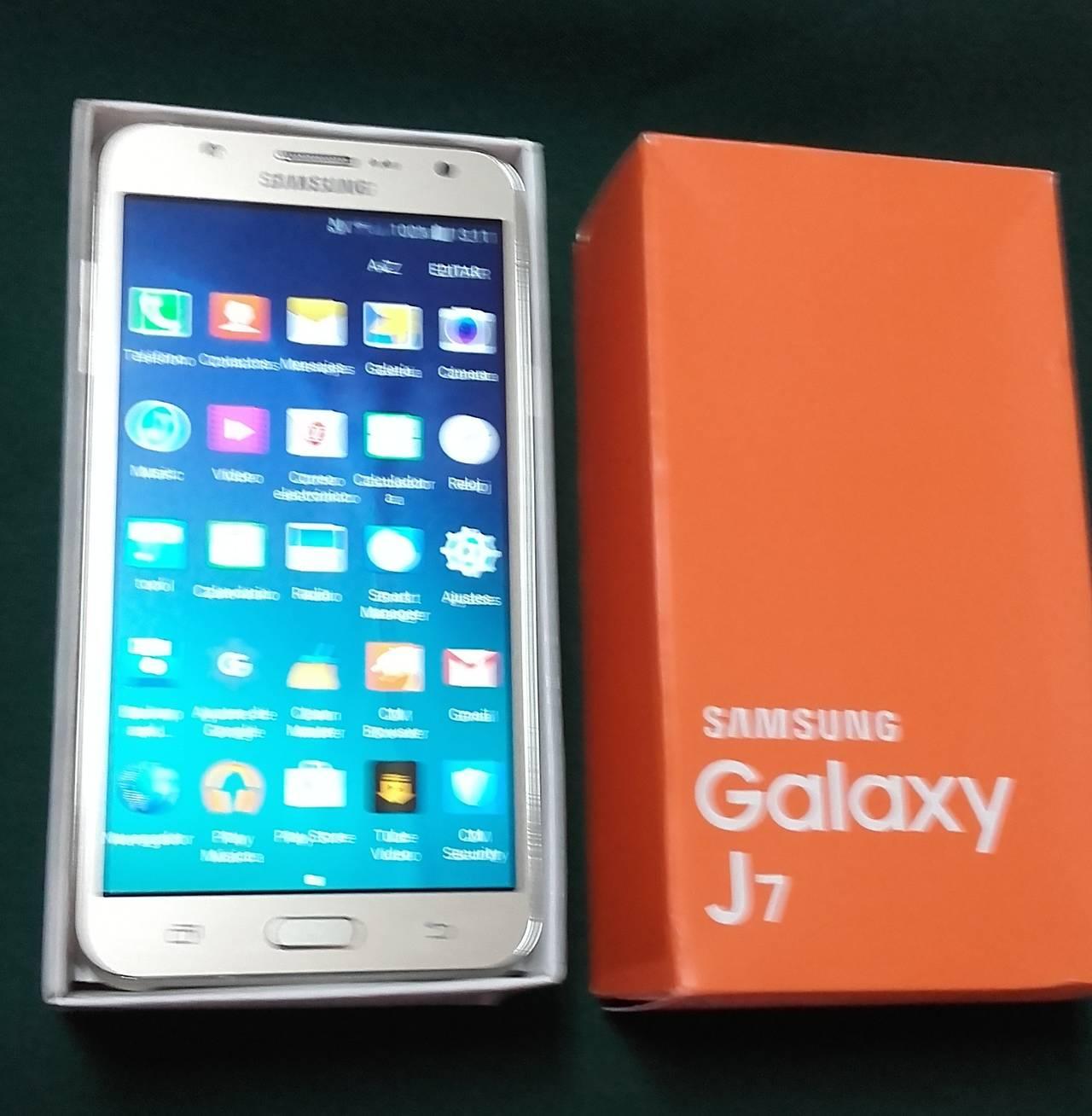 Samsung J 7, 16 GB, Gold