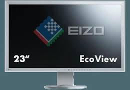 Monitor Eizo, 23 , FULL HD, EV-2316-W