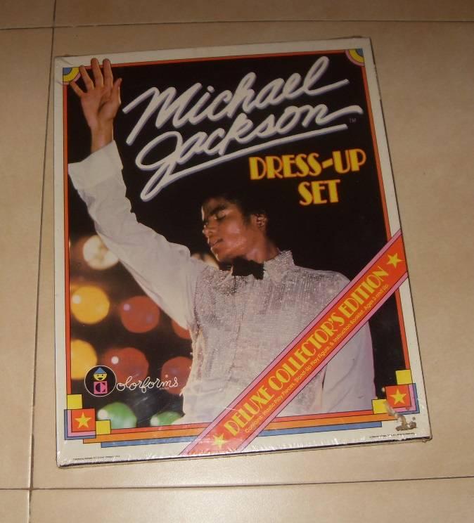 Michael Jackson Dress-Up Set