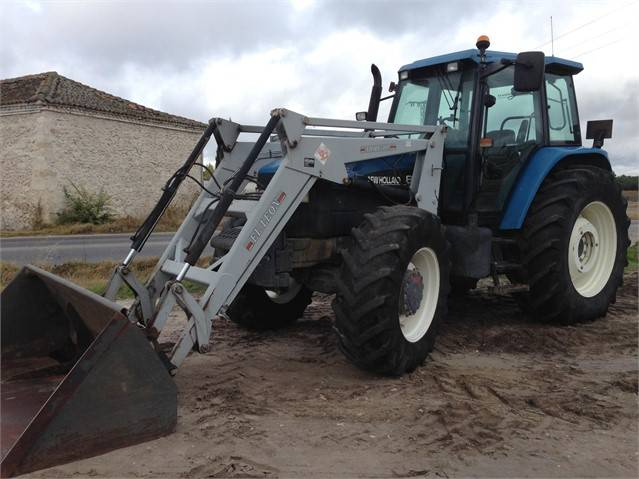 Tractor New Holland 8360  - Foto 1