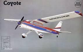 se vende avion coyote RC  - Foto 1
