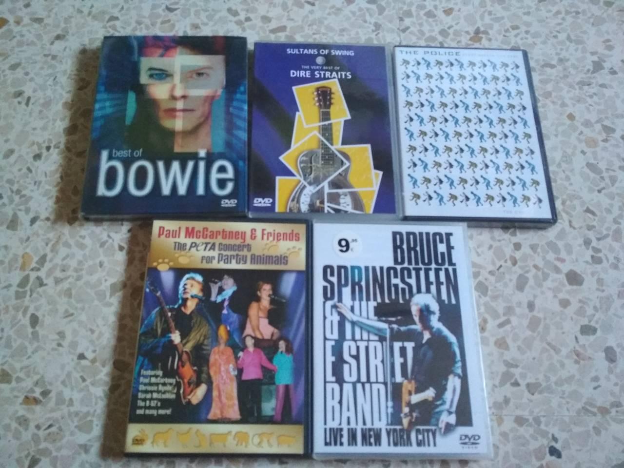 CDs y DVDs rock, heavy y punk  - Foto 4