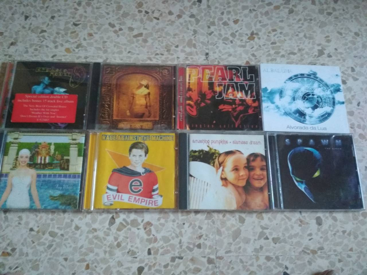 CDs y DVDs rock, heavy y punk  - Foto 3