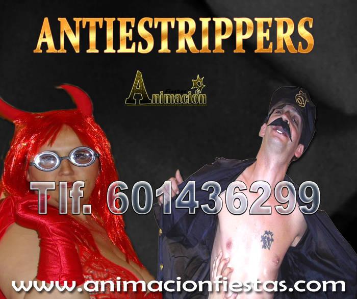 antiboy y antiestrppers para fiestas  - Foto 1