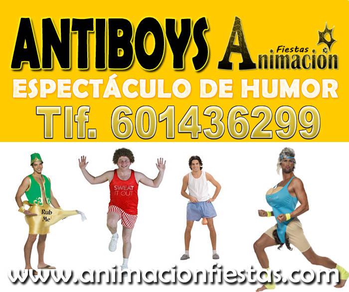 antiboy y antiestrppers para fiestas  - Foto 2