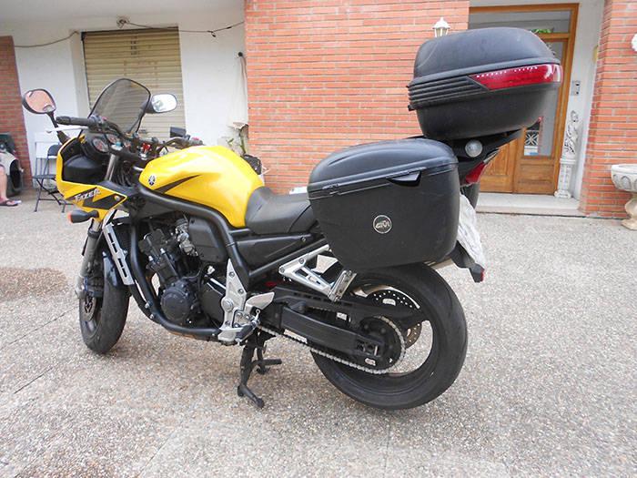 Yamaha fazer FZS 1000 exup 150cv muy buen estado  - Foto 3