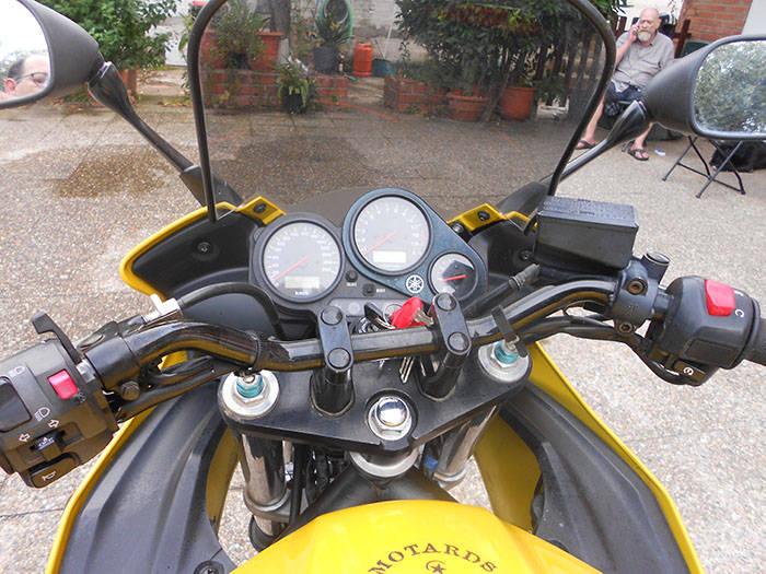 Yamaha fazer FZS 1000 exup 150cv muy buen estado  - Foto 7
