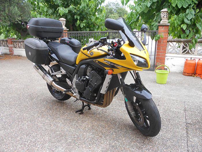 Yamaha fazer FZS 1000 exup 150cv muy buen estado  - Foto 1