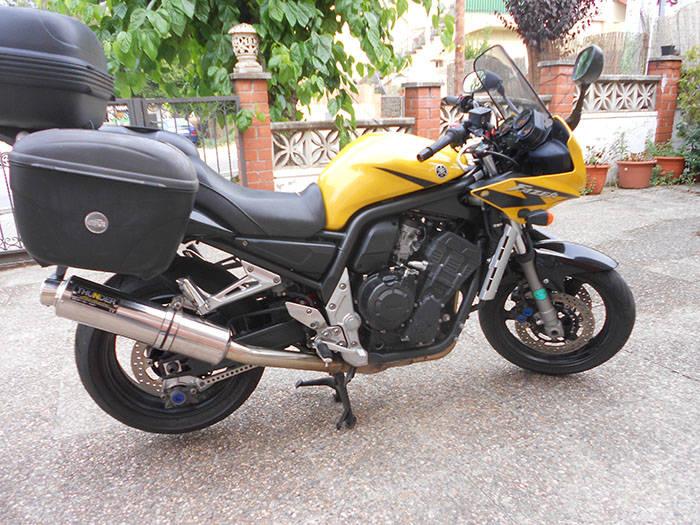 Yamaha fazer FZS 1000 exup 150cv muy buen estado  - Foto 6