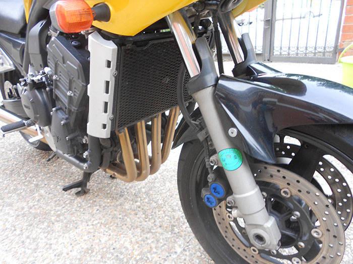 Yamaha fazer FZS 1000 exup 150cv muy buen estado  - Foto 8